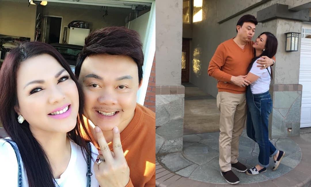 Giữa đêm khuya, bà xã cố nghệ sĩ Chí Tài lặng lẽ đăng lại loạt ảnh hạnh phúc của 2 vợ chồng, caption ngắn ngủi mà nghe đau lòng quá