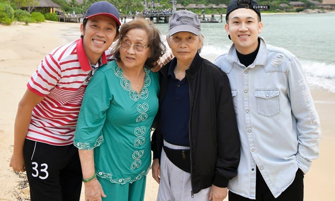 23 ngày sau khi bố qua đời, em trai Hoài Linh chia sẻ đầy xúc động: 'Nhớ bố lắm'