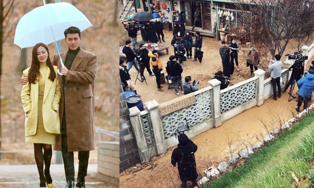 Hyun Bin và Son Ye Jin tái hợp trong phim mới khiến dân mạng sốt xình xịch?