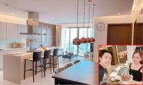 Không gian sống hiện đại của vợ chồng Dương Khắc Linh