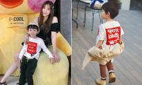Lâu lâu mới lên hình, con trai Thu Thủy vẫn gây ấn tượng với style cực chất