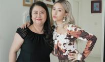 Mẹ Quỳnh Anh Shyn trổ tài stylist cực chất cho con gái