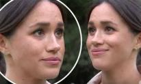 Ấm ức vì bị đả kích bấy lâu, Công nương Meghan suýt bật khóc trên truyền hình nhưng dân mạng lại chê giả tạo