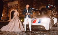 Minh Nhựa và vợ 2 Mina Phạm khoe loạt ảnh 'thần thái ngút ngàn' bên siêu xe triệu đô