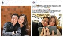 Không chỉ đường yêu, cách chúc 20/10 của Cường Đô La - Đàm Thu Trang và Hà Hồ - Kim Lý giống nhau đến ngỡ ngàng