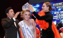 Hot girl Ngân 98 lên tiếng về nghi án mua giải Á hậu tại một cuộc thi ao làng