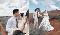 Sau cầu hôn, em họ Hương Tràm đi chụp ảnh cưới đẹp không thua sao Việt