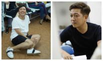 Trấn Thành, Trường Giang để mặt mộc cùng dàn sao Vbiz tập luyện xuyên đêm cho liveshow Chí Tài
