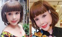 Đã là bà nội nhưng NS Lan Hương vẫn được khen giống như 'búp bê' khi để tóc ngắn