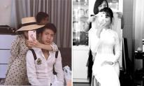 Cầu thủ Văn Đức đưa bạn gái đi thử váy cưới