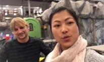 Cô gái H'Mông 'nói tiếng Anh như gió vui vẻ đăng video đi chơi cùng chồng cũ
