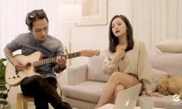 Miu Lê hát 'Giá như cô ấy chưa xuất hiện' phiên bản acoustic