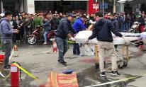 Xe sang Mercedes gây tai nạn rồi bốc cháy: Tạm giữ hình sự nữ tài xế