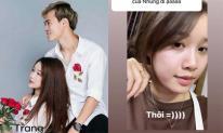 Bạn gái Văn Toàn không ngại đăng ảnh mặt mộc kém sắc