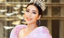 Băng Khuê làm giám khảo cuộc thi Hoa Hậu Doanh Nhân Thành Đạt Hoàn Cầu