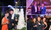 Việt Hương, Chí Tài cùng loạt sao hải ngoại tham dự tiệc kỷ niệm 30 năm ngày cưới của danh ca Khánh Hà