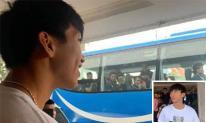 Đoàn Văn Hậu tiễn đồng đội về nước, Bùi Tiến Dụng thấy thương: 'Tội nghiệp thằng bé'