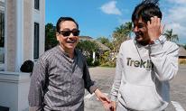 Quang Tuấn bày tỏ ấn tượng đầu tiên khi gặp NSND Hoàng Dũng ngoài đời thật