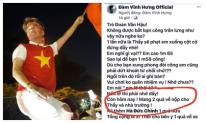 Đàm Vĩnh Hưng thực hiện lời hứa 'lạy ông trời 100 cái' vì Việt Nam vô địch