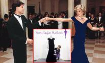 Bộ váy dạ hội trứ danh của Công nương Diana được bán với giá 8 tỷ đồng