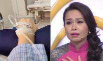 Quản lý tiết lộ tình hình sức khỏe của Cẩm Ly sau khi nhập viện: 'Vẫn còn li bì'