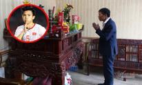 Gia đình Văn Hậu giấu chuyện người thân mất ngay trước trận chung kết SEA Games 30