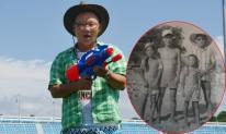 Bức ảnh cực độc thời niên thiếu của HLV Park Hang-seo khiến dân mạng 'phát sốt'