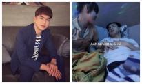 Hồ Quang Hiếu bị tung ảnh lúc phê pha khiến mạng xã hội dậy sóng