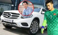 Đại gia trẻ tuổi tặng xe sang hơn 2 tỷ cho thủ môn Bùi Tiến Dũng là ai, giàu cỡ nào?