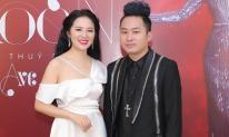 Vợ Tùng Dương nói gì khi chồng đi thu âm cùng ca sĩ nữ trẻ đẹp đến tận 2h sáng?