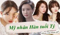 Dàn mỹ nhân tuổi Tý xứ Hàn: Xuất hiện cái tên ồn ào giữa loạt gương mặt 'dao kéo' đến mức biến dạng