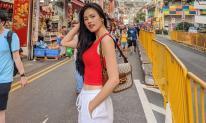 Người mẫu Tuyết Lan bật mí bí quyết giảm cân, giữ eo thon vào ngày Tết