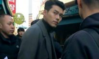 Hyun Bin lộ diện với hình ảnh soái ca dù mới dính nghi vấn là nam diễn viên nổi tiếng bị hacker dọa tung scandal với loạt sao nữ