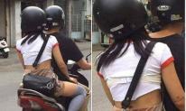 Không cần hở hang, cô gái này vẫn gây sự chú ý vì gu thời trang không ai đủ can đảm mặc thử