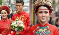 Nhan sắc bị chê bai thậm tệ, vợ sắp cưới của Duy Mạnh vẫn lên tiếng bênh vực thợ make-up