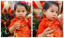 Khoe đủ biểu cảm đáng yêu của con gái, Thanh Thảo tiết lộ cách khiến cục cưng chịu chụp ảnh