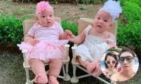 Vợ diện váy công chúa cho 2 con trai, MC Thành Trung nhắc nhẹ: 'Lần đầu và là lần cuối mẹ mày nhé'