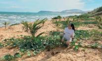 Hé lộ khu đất biển của gia đình Bảo Thy ở Phan Thiết