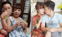 Chẳng ngại ôm ấp 'cô dâu 62 tuổi' trên sóng livestream thế nhưng chồng trẻ vẫn bị nghi 'diễn', lạnh nhạt với vợ