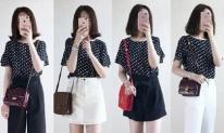 32 bộ trang phục mẫu mặc mùa hè mát mẻ và thoải mái, khí chất đơn giản và gọn gàng, không sợ nóng