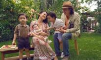 Diễn viên 'nghiện con' 5 năm sinh 3 đứa Hải Yến: Tất bật chăm các nhóc tỳ nhưng nhan sắc vẫn khiến người khác xuýt xoa