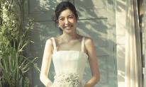 Hé lộ ảnh cưới đầy ngọt ngào của Á hậu Thúy Vân