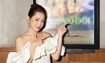 Chi Pu: 'Tôi không sợ chị Ngọc Trinh lấn át mình'