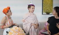 Đăng ảnh đón sinh nhật tại đoàn phim, Ngô Kiến Huy như lệnh bà, nhìn chỉ muốn 'sang chấn tâm lý'