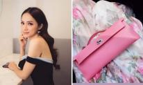 Hương Giang idol tậu túi hiệu gần 300 triệu giữa scandal nhân viên Hermes bán túi fake