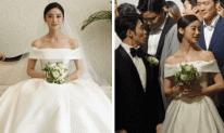 Cựu thành viên Wonder Girls xinh ngất ngây trong đám cưới ngọt ngào