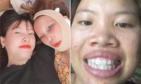 Thị Nở tái sinh Quách Phượng chụp cùng 'cô dâu 62 tuổi' Thu Sao, đăng thêm ảnh thời chưa chỉnh sửa và hiện tại?