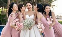 Nửa tháng sau đám cưới Phanh Lee, hình ảnh 'xinh đã đời' của dàn phù dâu mới được hé lộ