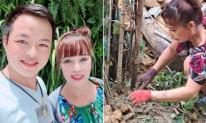 Đăng loạt ảnh mới, 'cô dâu 62 tuổi' được dân mạng khuyên nên xây nhà cho bố mẹ chồng trước