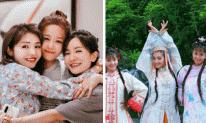 Dàn sao 'Tân Hoàn Châu Cách Cách' hội ngộ sau 9 năm phim lên sóng
